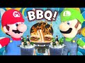 The Awesome Mario Gang - The Barbecue