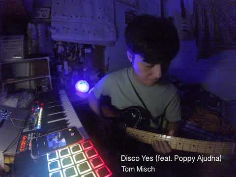 Tom Misch - Disco Yes (feat. Poppy Ajudha) Main Guitar Part Cover