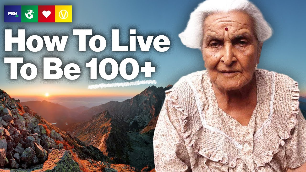 Live to 100+ years old.