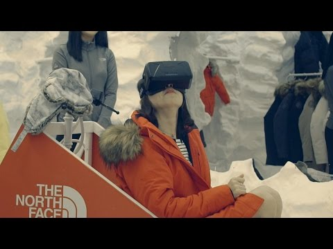 맥머도-남극탐험|노스페이스-the-north-face-#sudden-exploration-#vr-experience-with-oculus