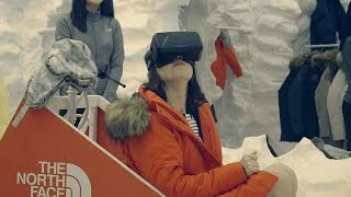 맥머도 남극탐험|노스페이스 The North Face #Sudden Exploration #VR Experience with Oculus thumbnail