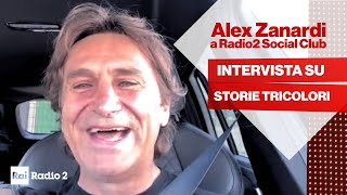 Alex Zanardi a Radio2 Social Club - l'intervista su