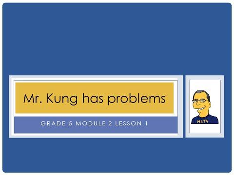 Eureka Math, 5th Grade, Module 2, Lesson 1