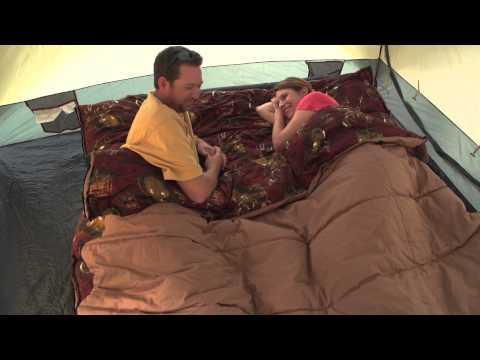 Intex Queen Air Bed Mattress With Built-In Electric Pump