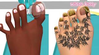 Download Dokter Kaki Bebas Bulu Foot Clinic 🤣😂   Game Wilson Kiddy