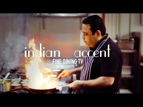 India's No. 1 Restaurant - Indian Accent With Manish Mehrotra