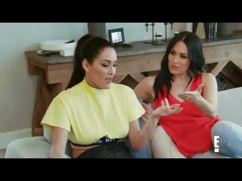 Download The Bella Twins on Total Divas Season 9 Ep 6.