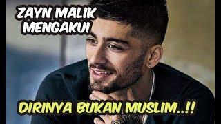 Heboh.. Zayn Malik Mengaku Bukan Seorang Muslim