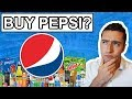 😱 PEPSI IN TROUBLE?... 😱 Is PepsiCo Stock A BUY August 2018 (In-Depth Analysis)