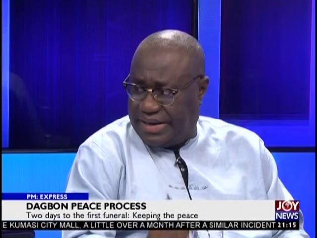 Dagbon Peace Process - PM Express on JoyNews (11-12-18)