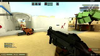 CAN I STILL SHOOT ON THIS TRAMPING? . COUNTER STRIKE GO in ROBLOX #10
