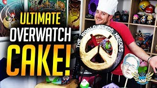 ULTIMATE Overwatch Cake! Anniversary Cake Contest! HUGE PRIZES!