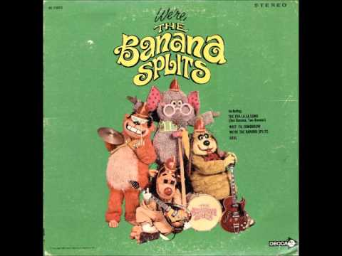 The Banana Splits - Tra La La Song One Hour