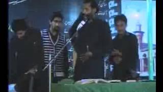 Zakir Habib Raza New Qasida majlis 10 march 2015 at 7 Bulak Sargodha