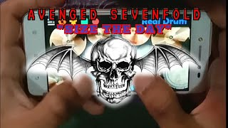 Avenged Sevenfold Size The Day ~ Real Drum Cover