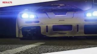 McLarn MP4 12c vs McLarn F1 LM in Need For Speed Most Wanted 2012