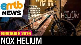 Eurobike 2019: Nox E-Bike Neuheiten 2020