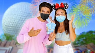 Brent Rivera Surprised Me With DISNEY WORLD
