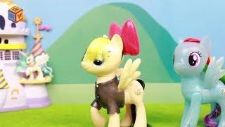 My Little Pony: Big movie oversized music pony twilight Sonata