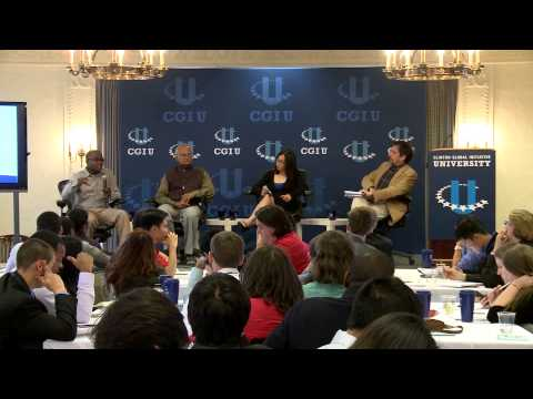 Powering the Future: Reimagining Electricity Discussion Panel - CGI U 2013