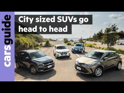 Kia Seltos Vs Mitsubishi ASX Vs Toyota C-HR Vs Nissan Qashqai Comparison Review