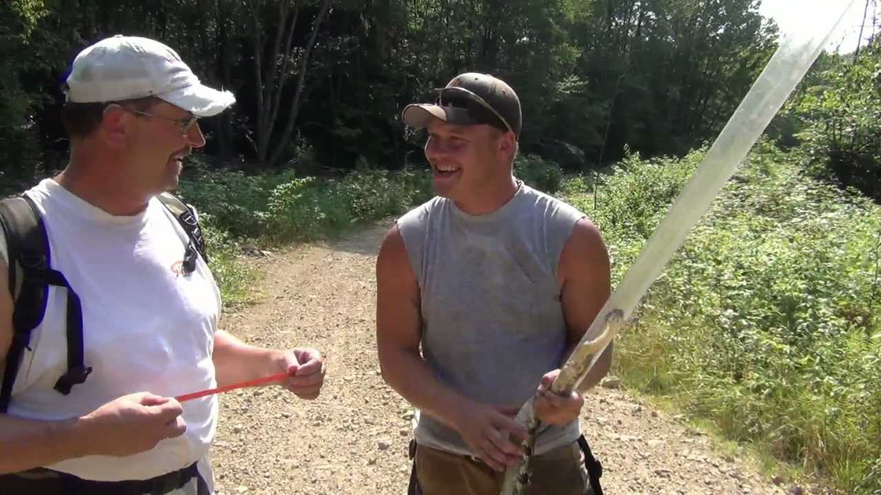 Rattlesnake hunting pennsylvania 2012 4 youtube for Pa out of state fishing license