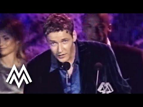 Adam F   Wins 'Best Album'   Acceptance Speech   1998