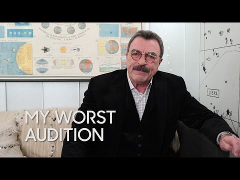 My Worst Audition: Tom Selleck