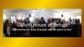 Duluth House of Refuge Live Stream