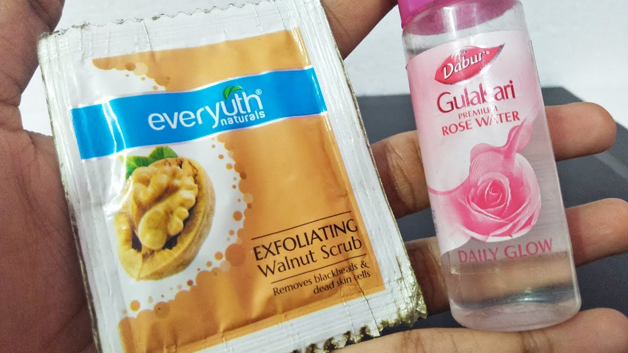 SIMPLE BEAUTY HACKS With ROSEWATER Everyuth to Reduce Dark Spots, Dead Cells | Best Skin Care Tips