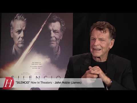 SILENCIO : John Noble on the Emotional Thriller