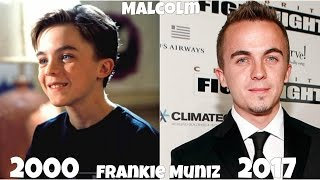 Malcolm in the Middle Before and After 2017