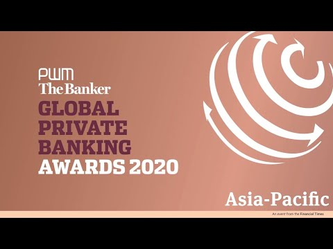 Wake up to Asia - Global Private Banking Awards 2020
