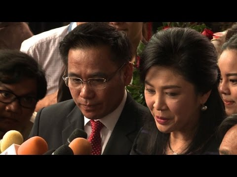 Trial begins for ousted Thai premier Yingluck Shinawatra