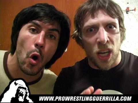 PWG One Hundred: Paul London & Bryan Danielson (Daniel Bryan)