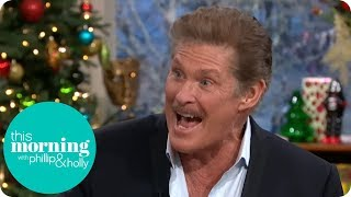 David Hasselhoff on Starring in 9 To 5 and Singing on the Berlin Wall   This Morning thumbnail