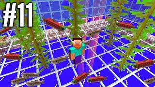 FISH AQUARIUM - Minecraft Survival Part 11