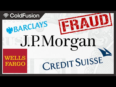 How The Biggest Banks Get Away With Fraud