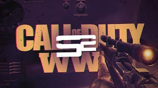 FIRST COD WW2 Sniping Montage - SoaR Hy (WWII Sniping Montage)