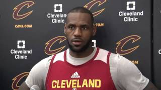 LeBron James answers the Space Jam 2 rumors