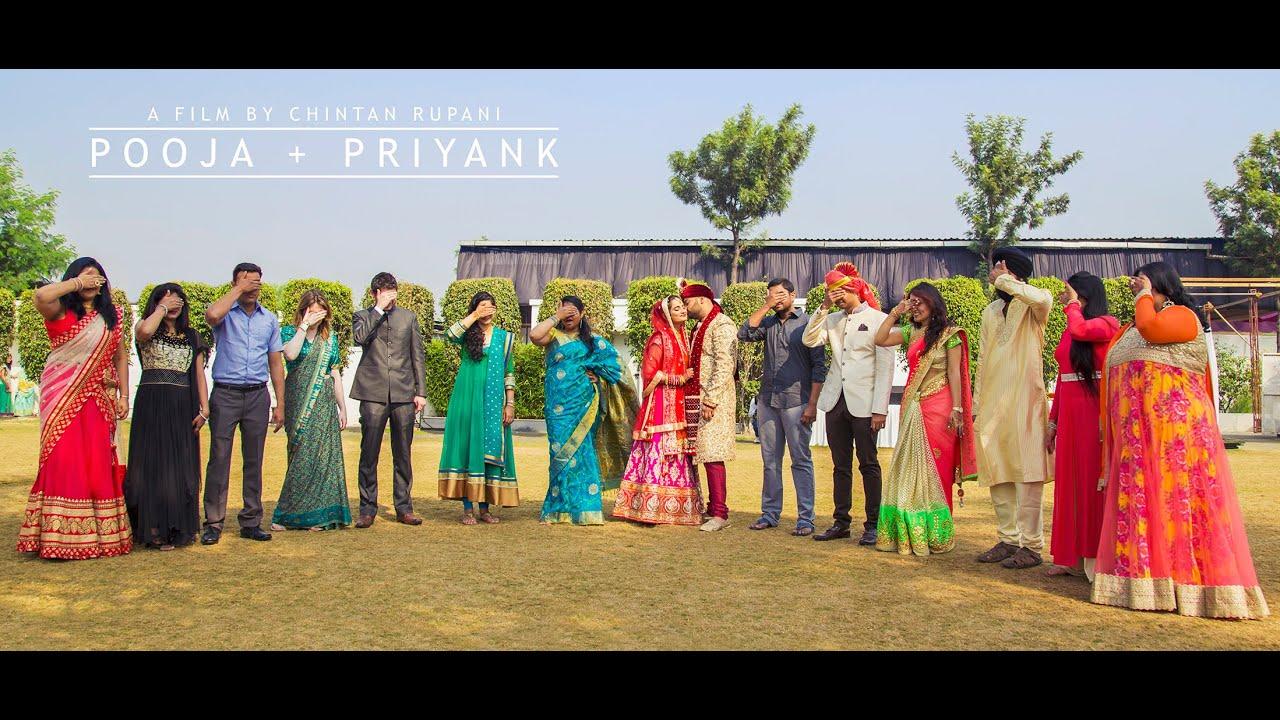 Pooja + Priyank