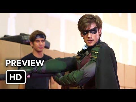 """Titans (DC Universe) """"Story"""" Featurette HD"""
