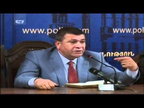 Www.police.am - 02 Armenian Police TV Program - 03.05.2012 -1