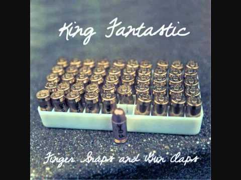 The King Fantastic - Bonfire Sessions