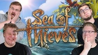 Was ist das für ein krasses Piraten Spiel 🎮 Sea of Thieves