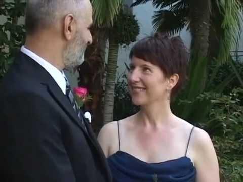 Rev. Terri Cooper -  wedding officiant- Santa Barbara Courthouse