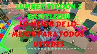 !!! DO MELHOR PRESENTE DO JOGO!!! Roblox-Lumber Tycoon 2-2019