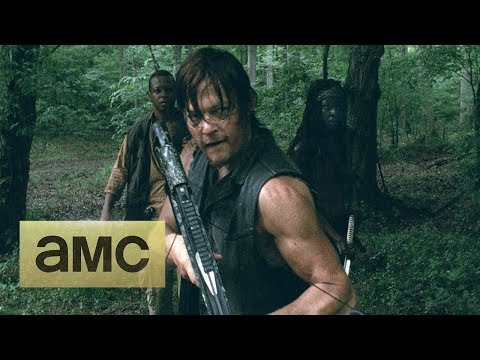 Comic-Con : The Walking Dead Season 4