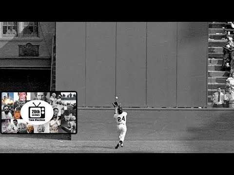 Flashback: Willie Mays makes 'The Catch' in the 1954 World Series