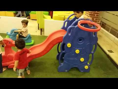 Baby enjoy play land
